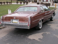 Picture of 1978 Cadillac DeVille, exterior