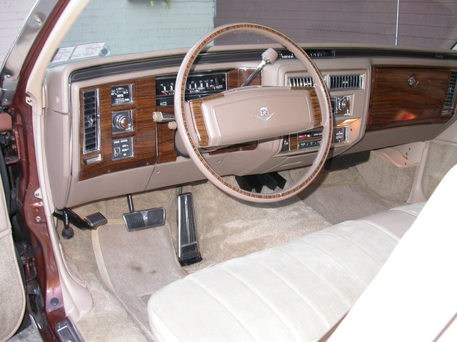 Picture of 1978 Cadillac DeVille, interior, gallery_worthy