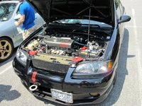 2003 Nissan Sentra SE-R Spec V picture, engine