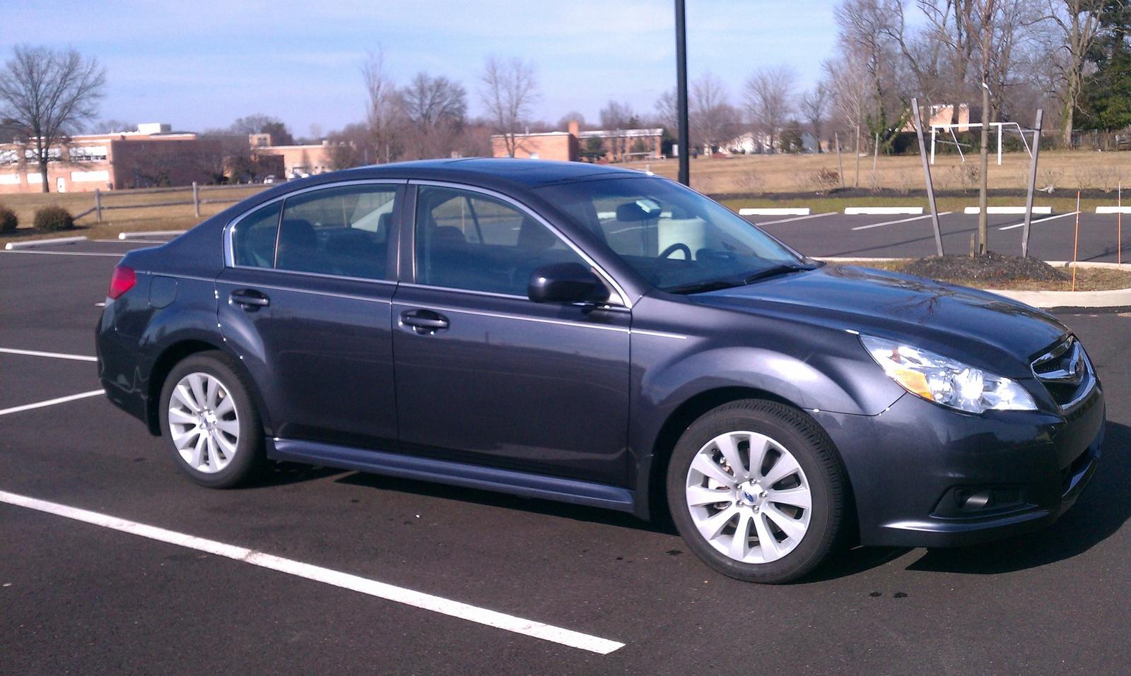 2012 Subaru Legacy Pictures Cargurus