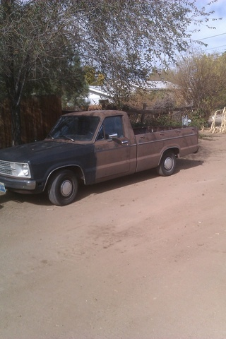 Picture of 1981 Ford Courier