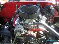 Picture of 1979 Chevrolet Camaro, engine