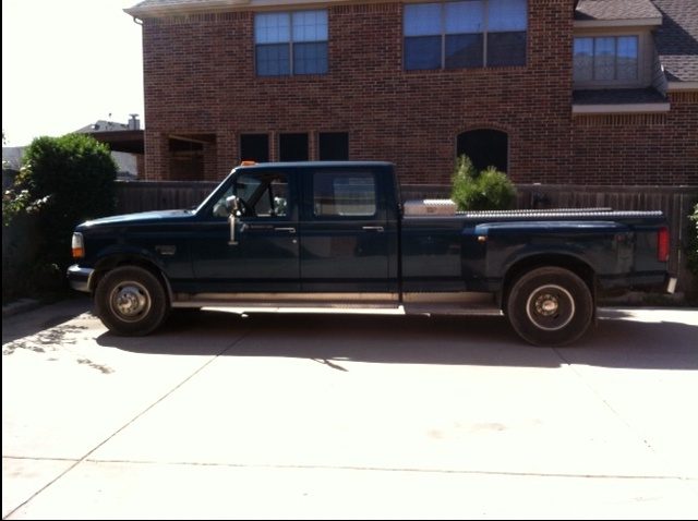 Picture of 1997 Ford F-350