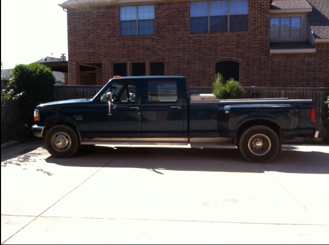 Picture of 1999 Ford F-350 Super Duty 4 Dr XLT Crew Cab SB