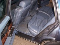 Picture of 1996 Buick Park Avenue 4 Dr Ultra Supercharged Sedan, interior, gallery_worthy