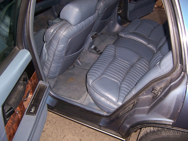 Picture of 1996 Buick Park Avenue Ultra FWD, interior, gallery_worthy