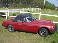 1978 MG MGB Picture Gallery