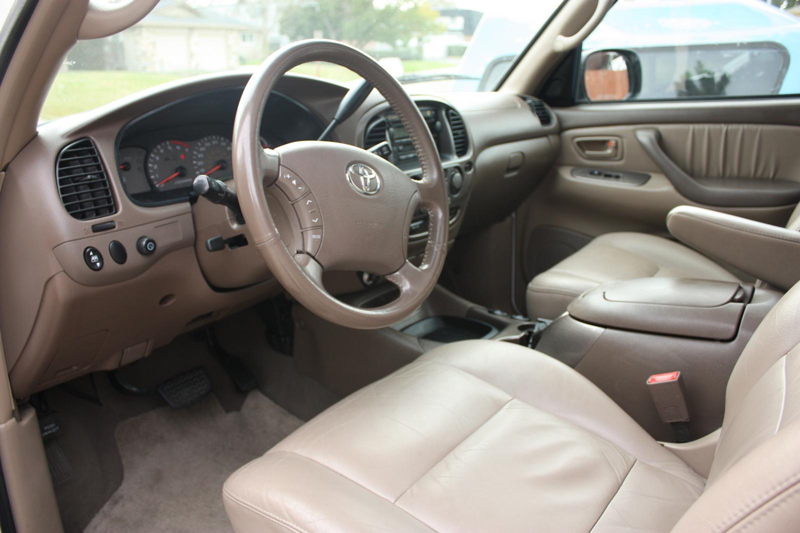 2003 toyota sequoia interior pictures cargurus - Toyota sequoia interior dimensions ...