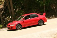2002 Mitsubishi Lancer Evolution Picture Gallery