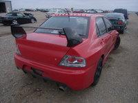 2002 Mitsubishi Lancer Evolution Picture Gallery