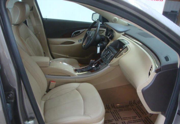 2010 Buick Lacrosse Interior Pictures Cargurus