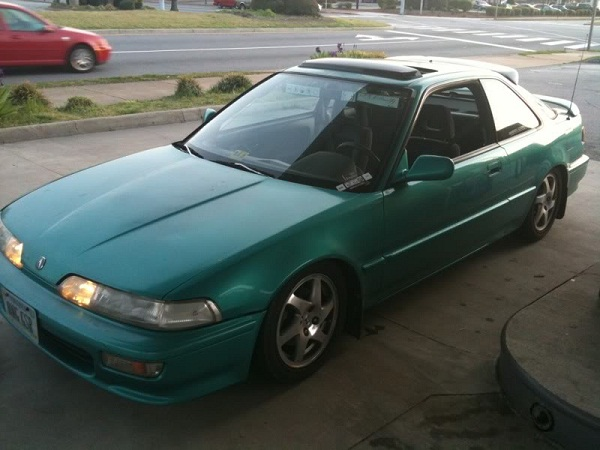 Picture Of 1993 Acura Integra 2 Dr Gs R Hatchback Exterior