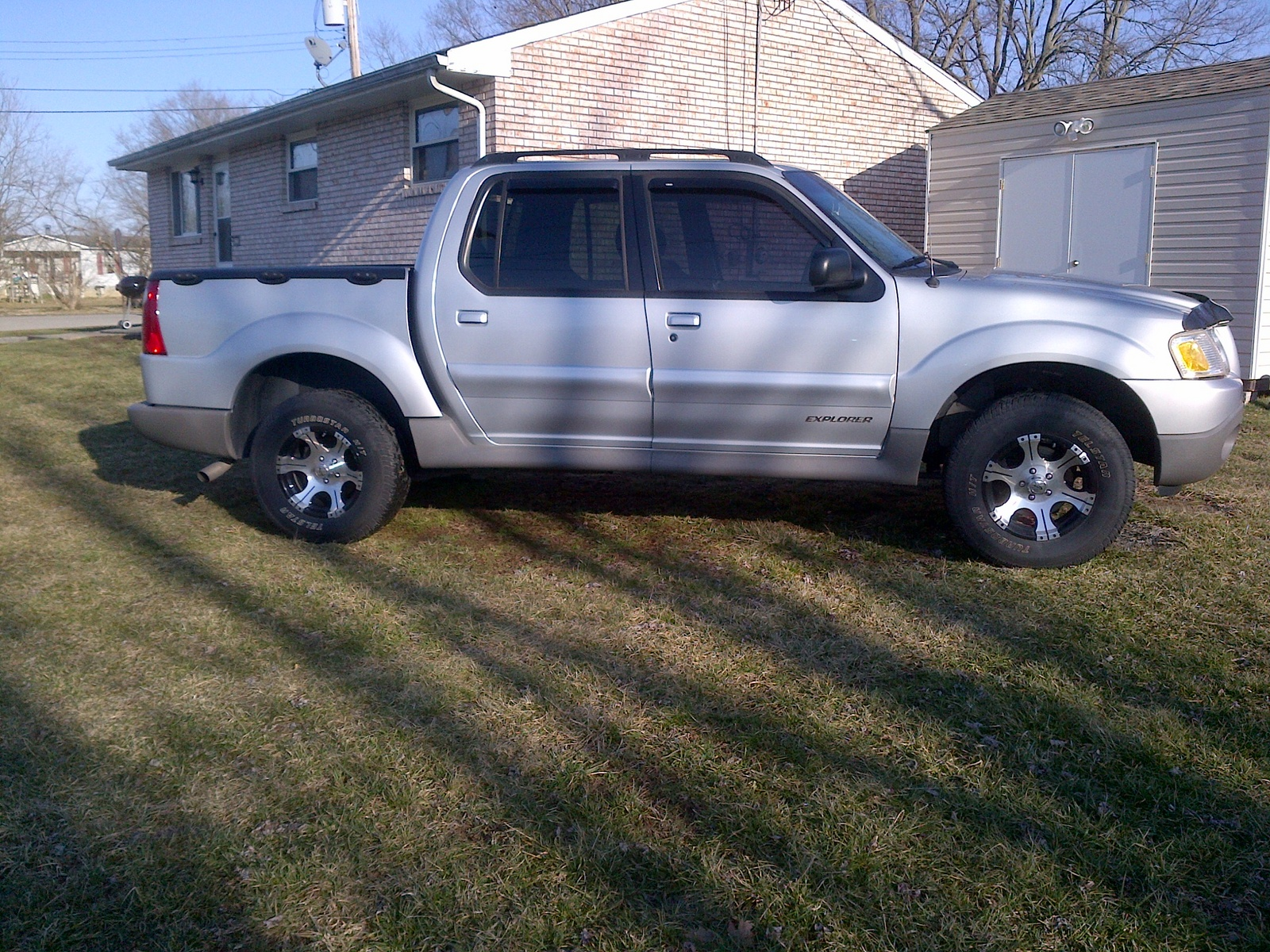 Ford 2002 Explorer Owner s Manual