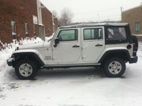 Picture of 2011 Jeep Wrangler Sport 4WD, exterior, gallery_worthy