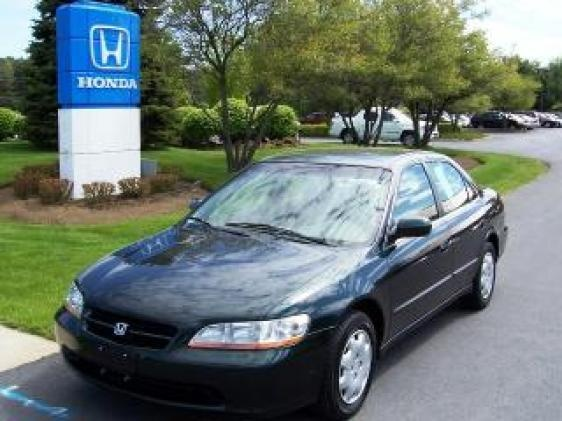 1998 Honda Accord EX, What my car looks like, not my car though., exterior