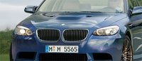 2010 BMW M5 Picture Gallery
