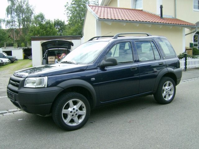 2003 Land Rover Freelander picture