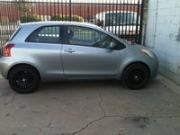 Picture of 2007 Toyota Yaris 2dr Hatchback, exterior, gallery_worthy