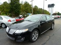 2011 Lincoln MKS 3.7L AWD picture, exterior