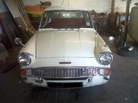 1963 Ford Anglia Overview
