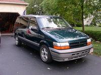 1994 Dodge Caravan 3 Dr LE Passenger Van, Current view 1994 Dodge Sport Caravan, exterior