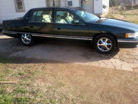1994 Cadillac DeVille Base Sedan, 1994 Cadillac DeVille 4 Dr STD Sedan picture