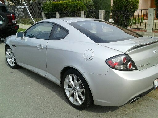 What Can I Do To My 2008 Tiburon GT To Boost The Horsepower?