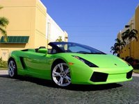 Picture of 2010 Lamborghini Gallardo LP 560-4 Spyder AWD, exterior, gallery_worthy