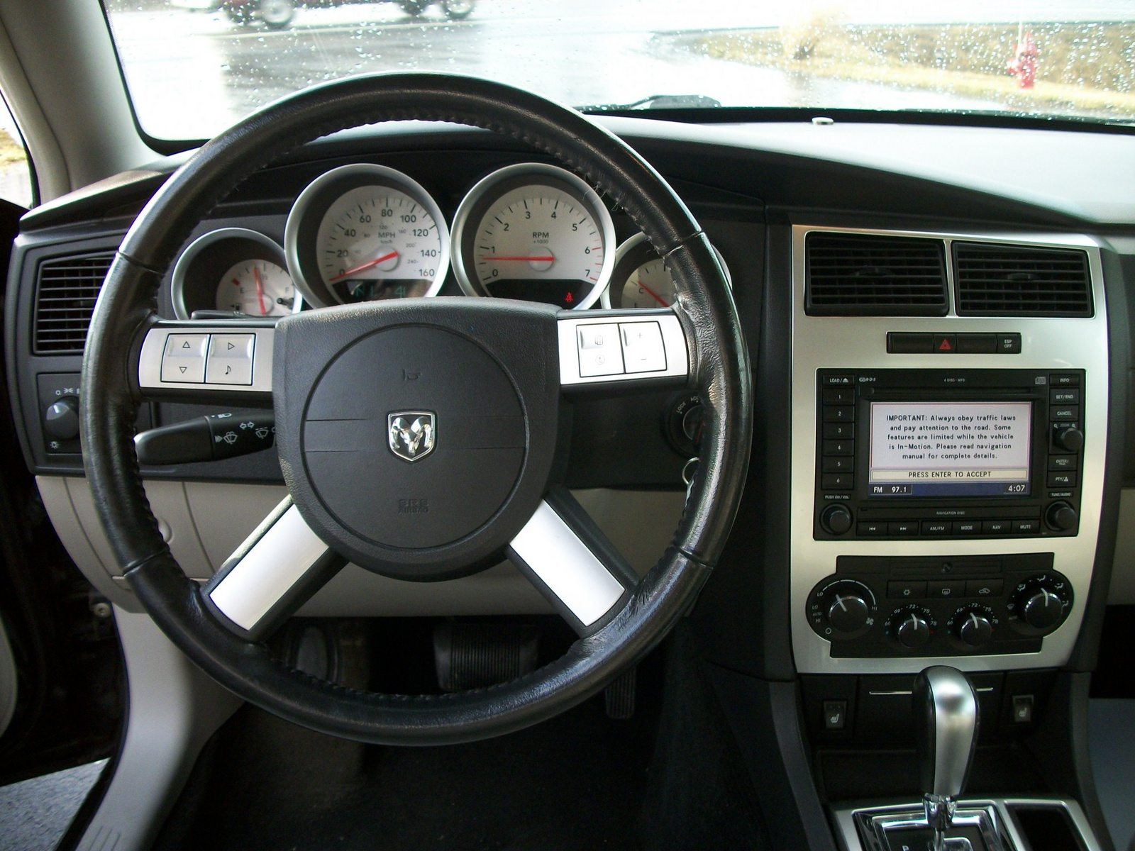 2006 Dodge Charger Interior Pictures Cargurus