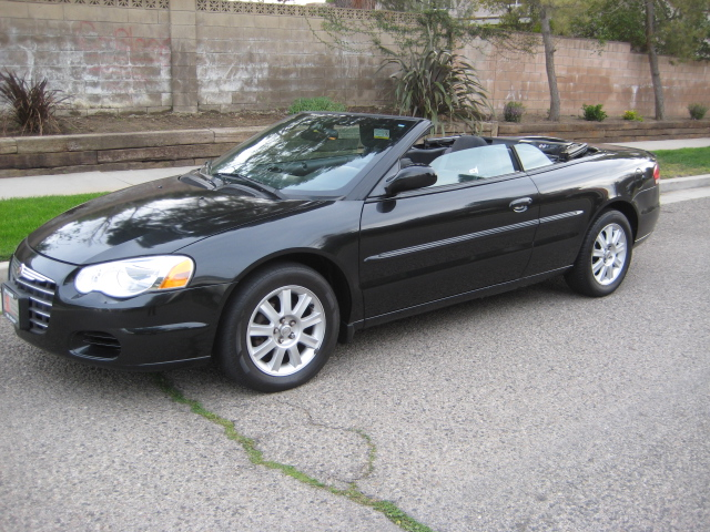 picture of 2004 chrysler sebring gtc convertible exterior. Cars Review. Best American Auto & Cars Review