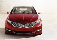 2013 Lincoln MKZ, Front View. , exterior, manufacturer, gallery_worthy