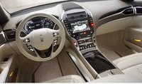 2013 Lincoln MKZ, Drivers seat., interior, manufacturer