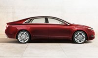 2013 Lincoln MKZ, Side View. , exterior, manufacturer, gallery_worthy