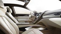 2013 Lincoln MKZ, Front Seat., interior, manufacturer
