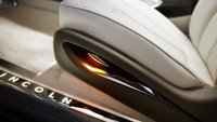 2013 Lincoln MKZ, Light detail. , interior, manufacturer