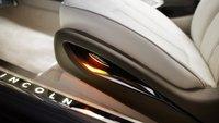 2013 Lincoln MKZ, Light detail. , interior, manufacturer