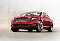 2013 Lincoln MKZ, Front quarter view., exterior, manufacturer