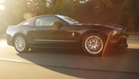 2013 Ford Mustang, Side View., manufacturer, exterior