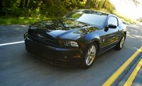 2013 Ford Mustang, Front quarter view. , exterior, manufacturer