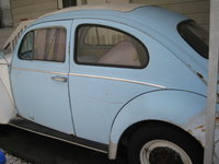 1961 Volkswagen Beetle Picture Gallery