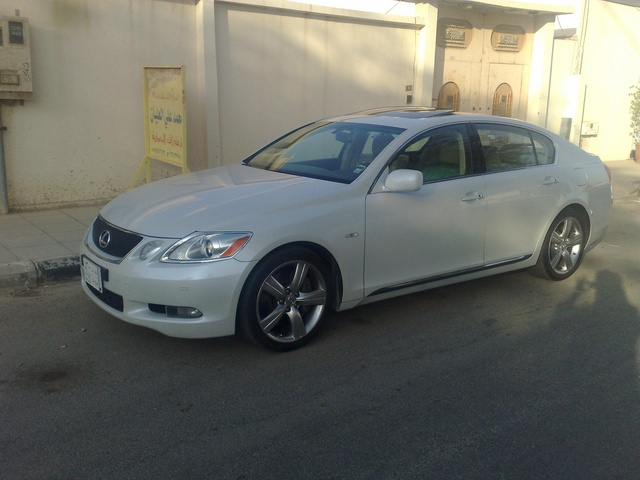 Picture of 2011 Lexus GS 350