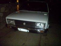 1978 Fiat 131 Overview