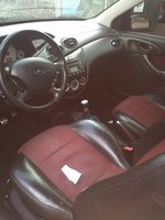 Picture of 2004 Ford Focus SVT 2 Dr STD Hatchback, interior