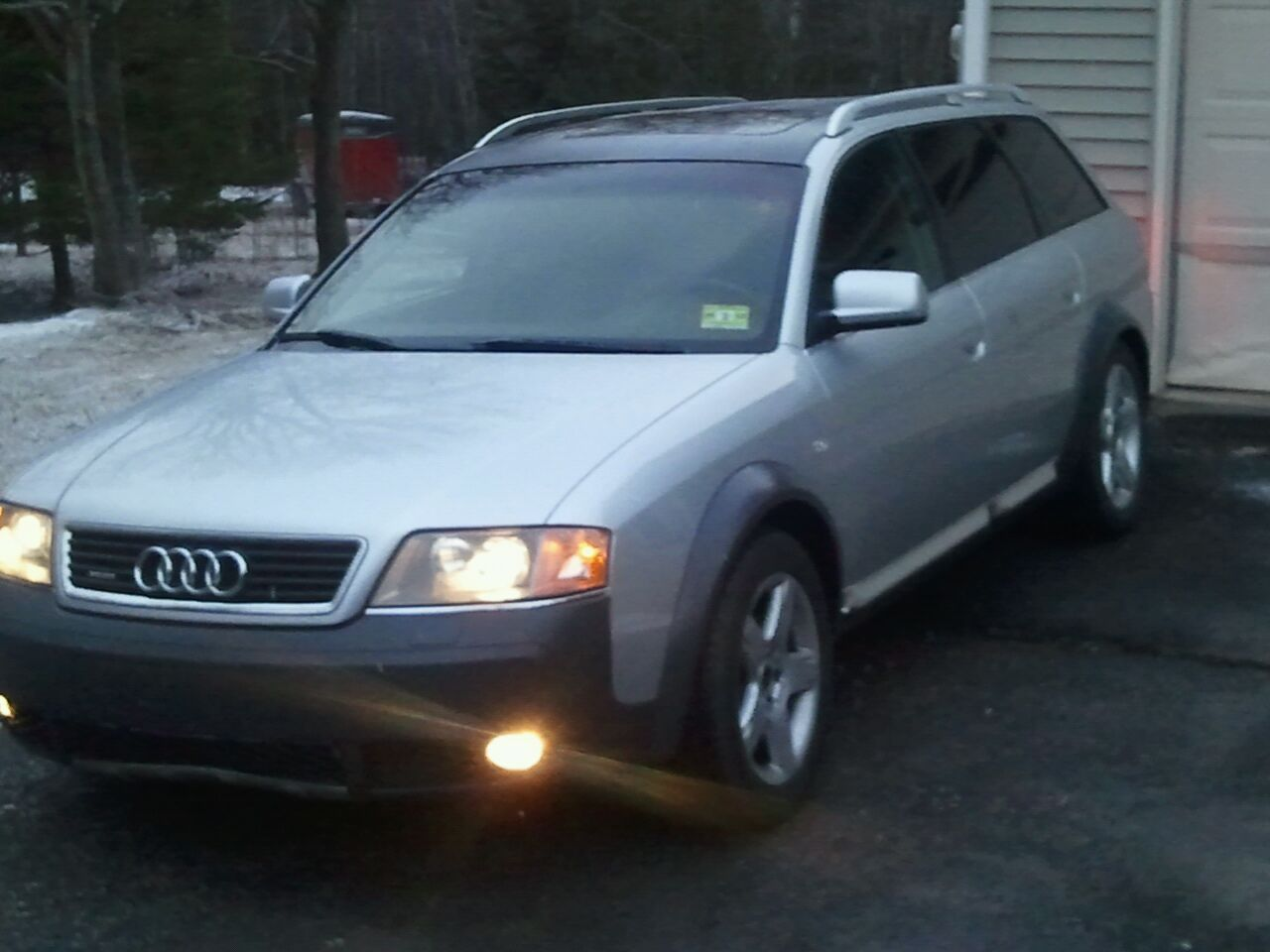 2002 Audi Allroad Quattro 4 Dr Turbo AWD Wagon, Picture of 2002 Audi allroad quattro 4 Dr Turbo AWD Wagon, exterior