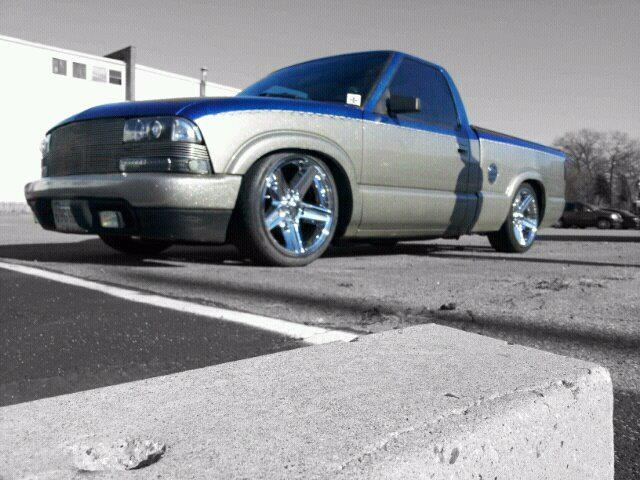 Chevrolet S-10 Questions - I got a 94 2 2l 4 banger in my s10  Is a