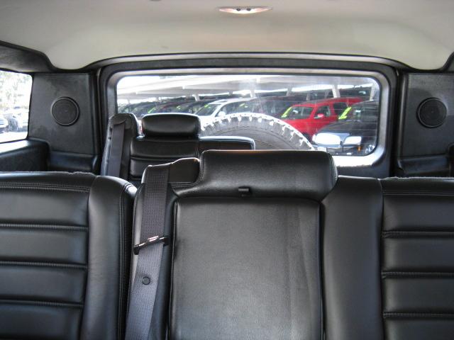 2006 Hummer H2 Interior Pictures Cargurus