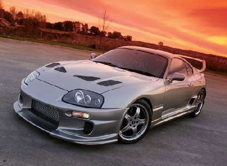 Picture of 1998 Toyota Supra