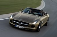 Picture of 2012 Mercedes-Benz SLS-Class AMG, exterior