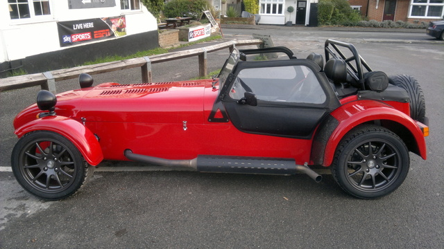 Picture of 2002 Caterham Seven