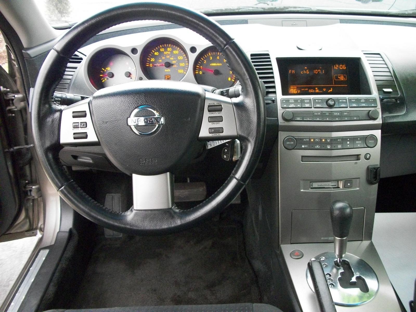 2004 Nissan Maxima Reviews Autos Post